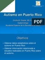 Autismo en Puerto Rico