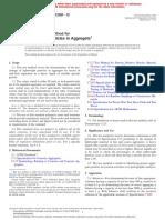 ASTM C123 (2012)