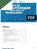 Hacks de Produtividade Para PMEs de Tecnologia