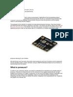 Tutorial Bmp180 Arduino