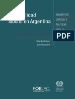 Informalidad Laboral en Argentina