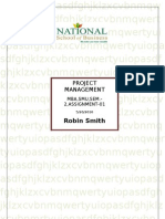 Project Management 01