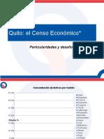 Quito Censo Economico