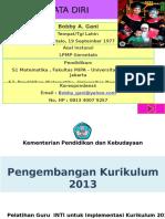 1. Materi Umum Kurikulum 2013