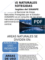 Areas Natutercero