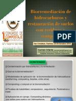 Bioremediación de Hidrocarburos_compost