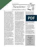 June 08 HPC Newsletter