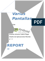 Reporte Sonido androidstudio