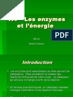 1.4-Les Enzymes Et Lnergie
