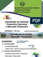 Intro SFN e Mercado Financeiro - AMAN - 2016