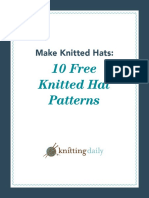 10 Free Knitted Hats.pdf