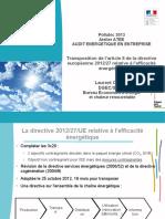 5-05-12 Presentation Laurent Cadiou