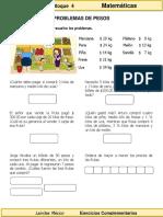 3er Grado - Matemáticas - Problemas de adición, sustracción y multiplicación (2).pdf