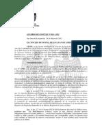 Acuerdo de Concejo 26 2012 Aportes Reglamnetarios de La Asoc Provivienda Ayacucho