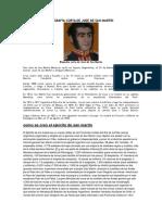 Biografía Corta de José de San Martín