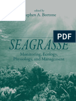 Seagrasses Monitoring Ecology&Management 2005