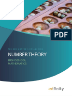 HS Number Theory