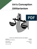Dworkin's Conception of Utilitarianism (Www.samuelklaus.org)