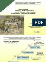apresentação PMCFC -