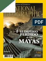 National Geographic en Espanol - Septiembre 2016