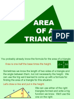 Area of a Triangle.ppt