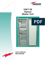 ION-M Master User Manual