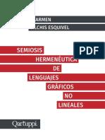 Semiosis hermenéutica de lenguajes gráficos no lineales