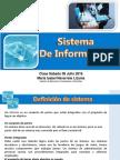 Sistema de Información Clase Sábado 09 Julio_01