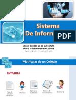 Sistema de Información Clase Sábado 09 Julio_02
