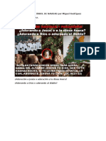 El Paganismo Del Árbol de Navidad Por Miguel Rodríguez
