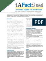 oshafactsheet_electsaf_sp.pdf