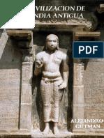La civilización india antigua
