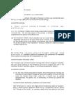 Criminal Law Bar Questionnaires