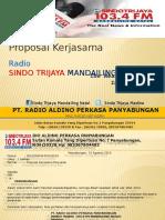 Proposal Radio