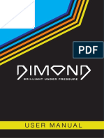 Dimond Owners Manual 2