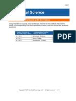 Behavioral Science and Biostatistics
