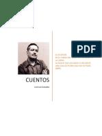 Cuentos José Luis González
