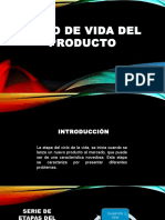 Ciclo de Vida Del Producto Powerpoint