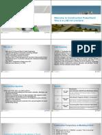 Presentation 1506 CR1506-L-P Construction Modeling in Revi