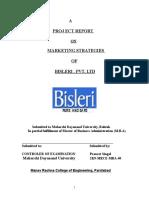 Bisleri Marketing Strategies