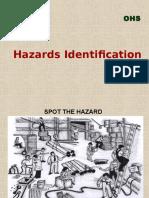 OHS Hazard ID Rev