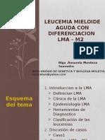 Leucemia Con Maduracion M2 t