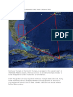 Bermuda Triangle Mystery Revealed in Rig Veda