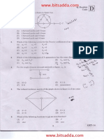 APSPDCL AE Question Paper 07 December 2014