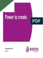 Evonik Biotech - PDF