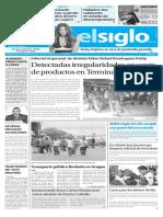 Edición Impresa El Siglo 23-08-2016