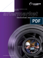 Aftermarket Technical Services Brochure UK