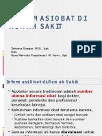 Informasi Obat Di Rumah Sakit