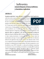 GreenDroid Automated Diagnosis of Energy Inefficiency for Smartphone Applications