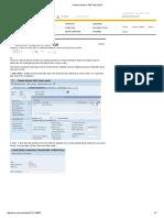 Control Charts in SAP QM